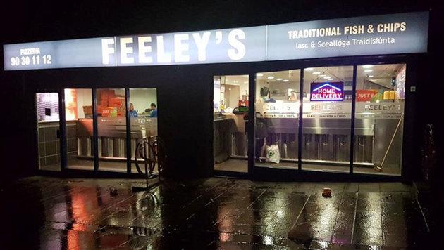 Die Feeley's-Filiale (Bild: facebook.com)