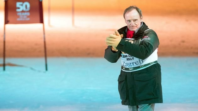 Jean-Claude Killy (Bild: AFP)