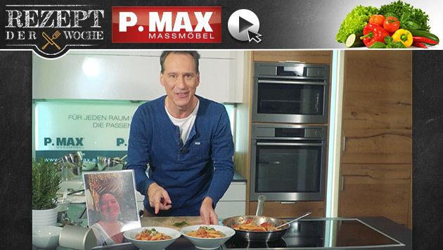 Rezept der Woche: Kids-Pasta mit Fleischbällchen (Bild: krone.at)