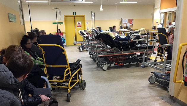 Ärztekammer kritisiert weiter Gesundheitspolitik (Bild: krone.at)