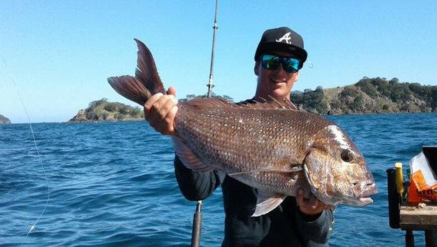 Ross Chapman ist Angler aus Leidenschaft. (Bild: facebook.com)