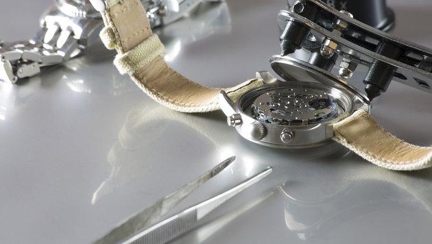Bestellte Uhrwerke blieben verschollen (Bild: thinkstockphotos.de)