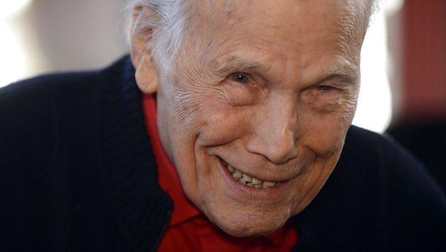 Dirigent Georges Pretre mit 92 Jahren verstorben (Bild: APA/AFP/Remy Gabalda)