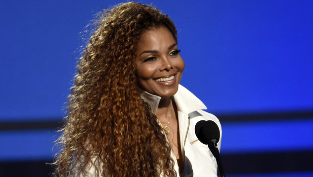 Janet Jackson wurde mit 50 Jahren zum ersten Mal Mutter. (Bild: AP)