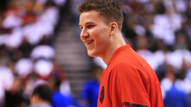NBA: Pöltl bester Rebounder bei Raptors-Pleite (Bild: APA/AFP/GETTY IMAGES/Vaughn Ridley)