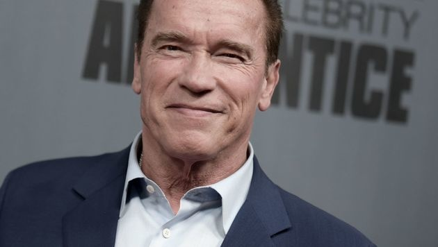 Schwarzenegger tritt in Trumps Fußstapfen (Bild: AFP)