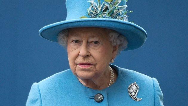 Queen Elizabeth II. (Bild: APA/AFP/POOL/JUSTIN TALLIS)