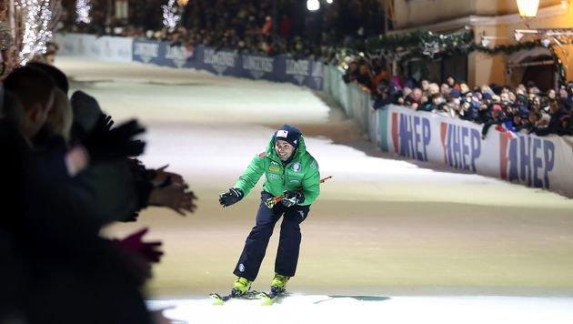 Der Italiener Patrick Thaler (Bild: AFP)