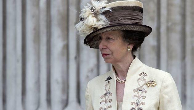 Prinzessin Anne (Bild: APA/AFP/Justin Tallis)