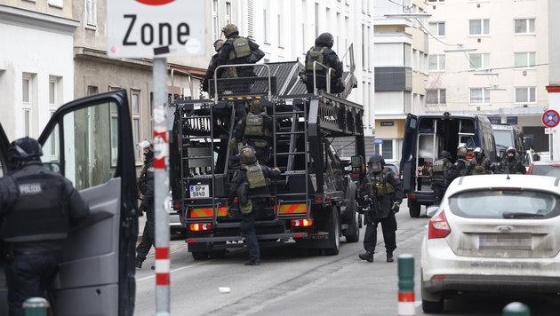 Hells Angels: Gesuchter Mörder in Wien gefasst (Bild: Martin Jöchl)