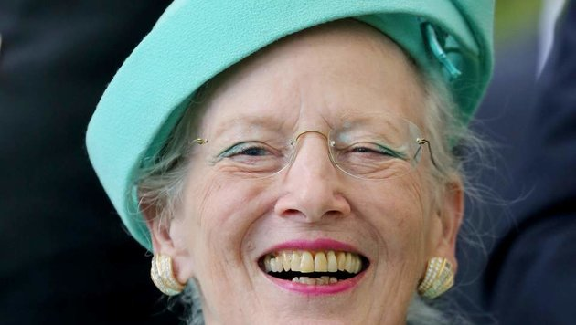 Königin Margrethe II. von Dänemark (Bild: APA/AFP/dpa/Jan Woitas)