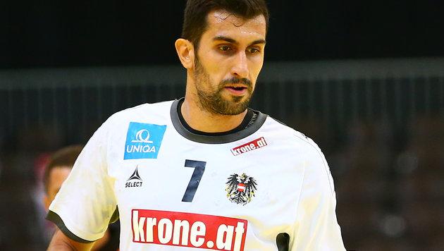 Handball-Herren verlieren gegen Portugal 28:34 (Bild: GEPA)