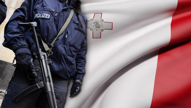 """Malta: """"Neue Anti-Terror-Pläne nicht notwendig"""" (Bild: APA/AFP/TOBIAS SCHWARZ, thinkstockphotos.de)"""
