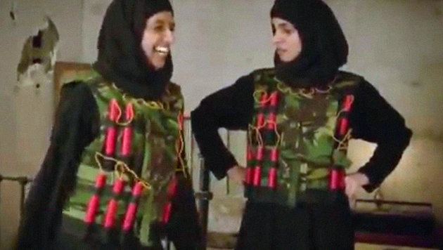 """""""Real Housewives of ISIS"""": BBC stoppt Ausstrahlung (Bild: YouTube.com)"""