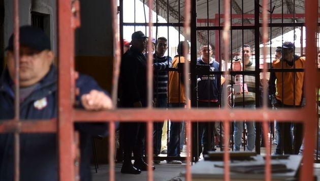 Erneut Tote bei Gefängnisrevolte in Brasilien (Bild: APA/AFP/NORBERTO DUARTE)