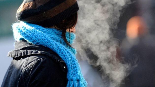 Neun wirkungsvolle Tipps gegen die klirrende Kälte (Bild: APA/HELMUT FOHRINGER)