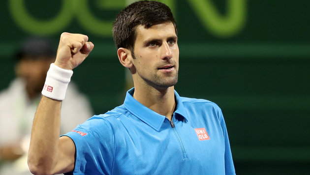 Traumfinale in Doha! Djokovic fordert Murray (Bild: AFP)