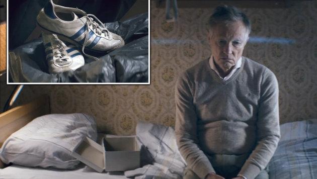 Diesen YouTube-Hit lehnte Adidas als Werbefilm ab (Bild: YouTube.com/Eugen Merher)