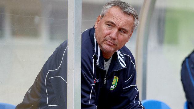 Fix! Pacult ist neuer Coach von Cibalia Vinkovci (Bild: GEPA)