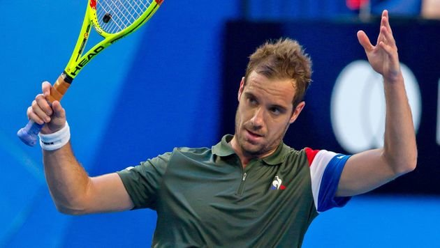 Richard Gasquet (Bild: AFP)