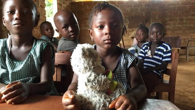 Kinderpatenschaften geben Hoffnung (Bild: Gregor Brandl)