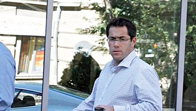 Polit-Berater Tal Silberstein (Bild: Kronen Zeitung)
