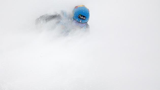 "Nebelchaos in Adelboden: ""Regulär ist das nicht!"" (Bild: GEPA)"