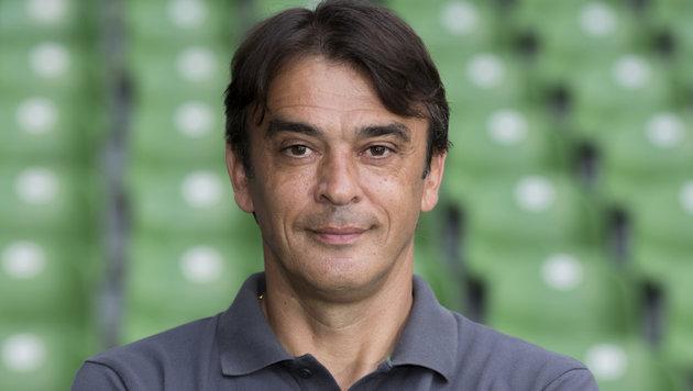 "Neuer Admira-Coach Buric baut auf ""Co"" Horvath (Bild: APA/DPA/JOERG SARBACH)"