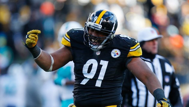 Pittsburgh Steelers lassen Dolphins baden gehen (Bild: 2017 Getty Images)