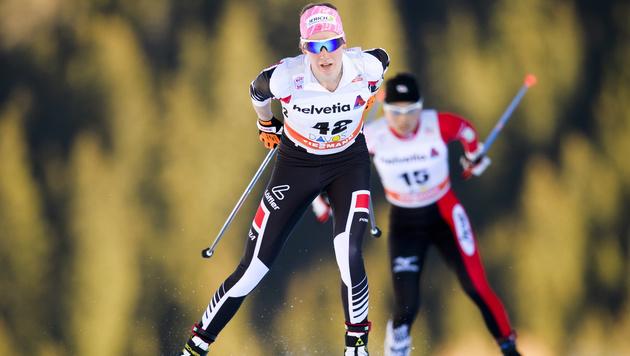 Weng holt Tour de Ski! Stadlober Gesamt-Neunte (Bild: AP)