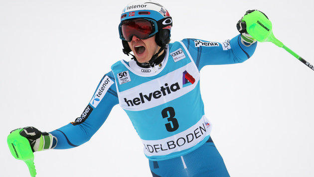 Henrik Kristoffersen (Bild: GEPA)
