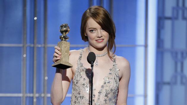 Emma Stone (Bild: AP)