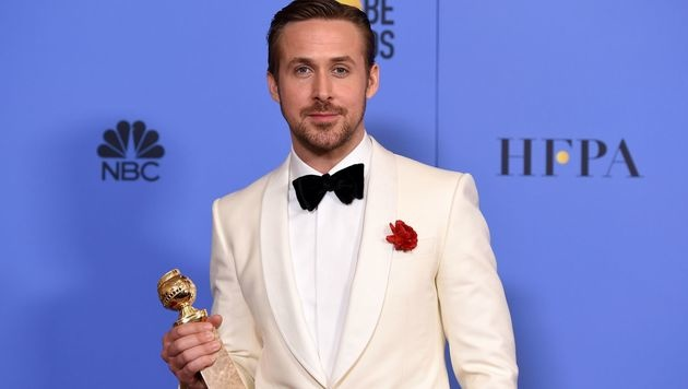 Ryan Gosling (Bild: APA/AFP/ROBYN BECK)