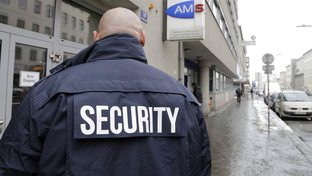 AMS-Mitarbeiter immer öfter Opfer von Gewalt (Bild: Klemens Groh)
