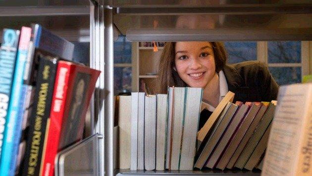 Mehr Salzburger Schüler, wie Jessica Good aus Fuschl, will die Schule aufnehmen. (Bild: Albert Moser)