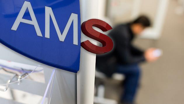 Trotz AMS-Meldung kein Geld für Alleinerzieherin (Bild: APA/Herbert Neubauer, APA)