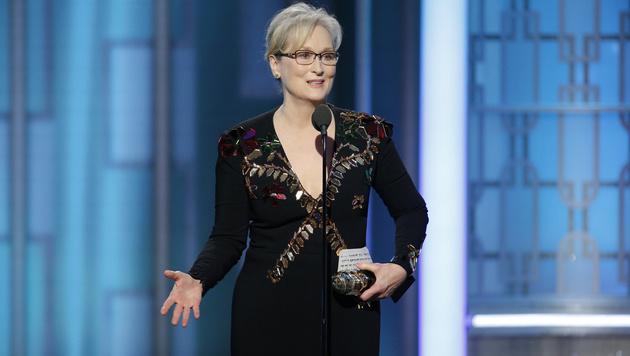 Meryl Streep (Bild: AP)