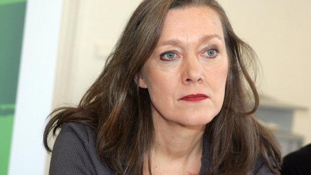 Die Patientenanwältin Sigrid Pilz (Bild: Andi Schiel)