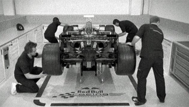 Der RB7! So entsteht der Formel-1-Bolide (Bild: Red Bull Contentpool)