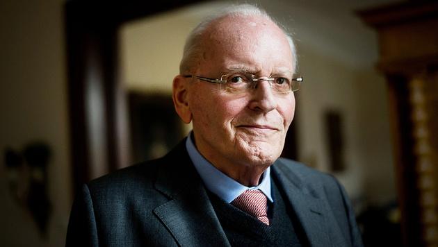 Deutscher Ex-Präsident Roman Herzog gestorben (Bild: APA/dpa/Daniel Naupold)