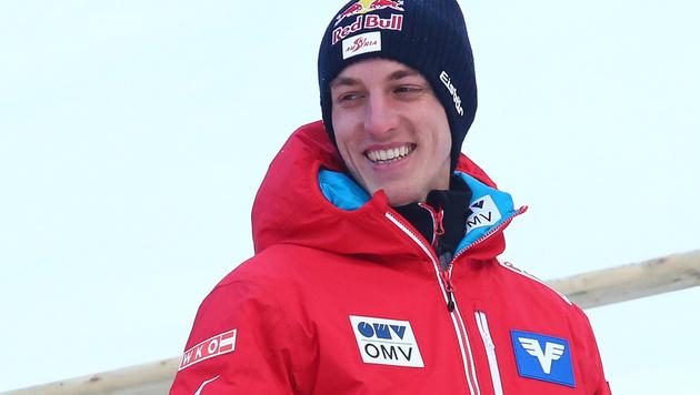 Gregor Schlierenzauer gibt Comeback im Weltcup (Bild: GEPA)