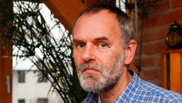 FPÖ-Vizebürgermeister Christian Schilcher wurde in Straßwalchen attackiert. (Bild: Daniel Scharinger)
