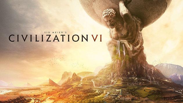 """Mitspielen und """"Civilization VI""""-Paket gewinnen! (Bild: 2K)"""