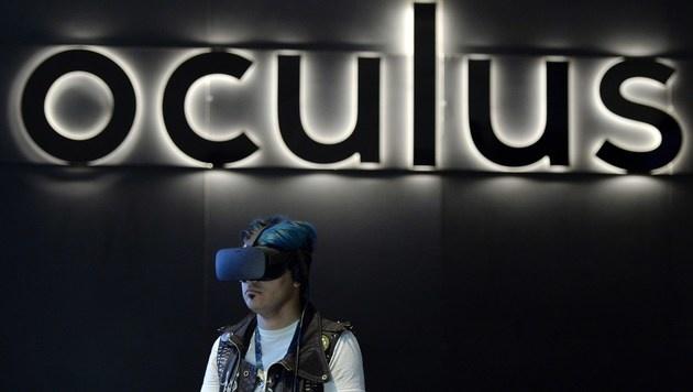 Streit um VR-Brille Oculus Rift landet vor Gericht (Bild: APA/AFP/GETTY IMAGES/KEVORK DJANSEZIAN)