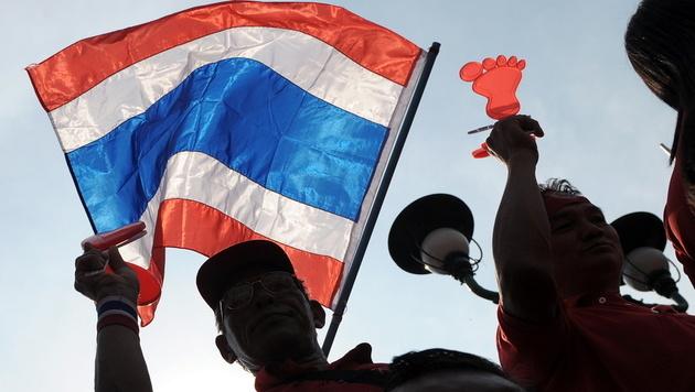 Südtiroler werden aus Thailand ausgewiesen (Bild: CHRISTOPHE ARCHAMBAULT / AFP / picturedesk.com)