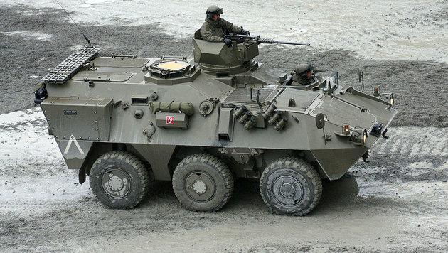 Tschechien will 200 Pandur-Radpanzer kaufen (Bild: Wikipedia/Friedrich Böhringer (CC BY-SA 2.5))