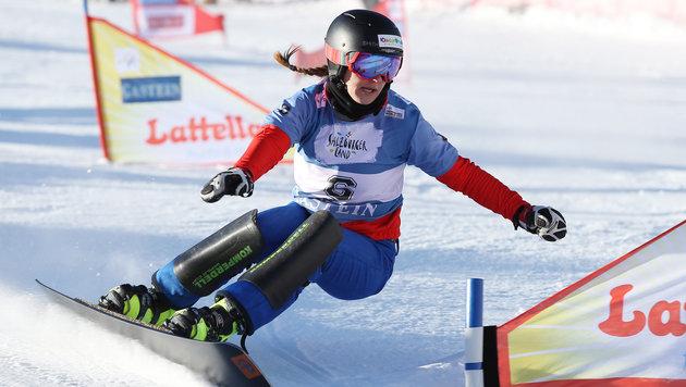 Ulbing feiert in Bad Gastein 1. Weltcup-Sieg (Bild: GEPA)