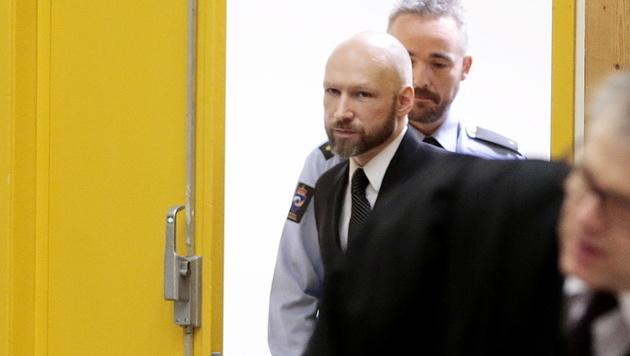 Anders Behring Breivik (Bild: AP)