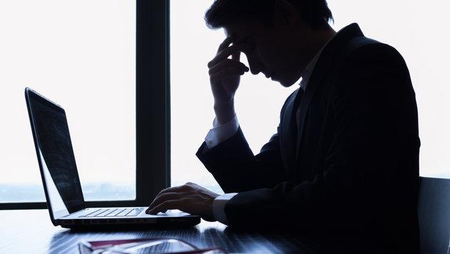 Facebook-Postings sind Gefahr für unsere Psyche (Bild: thinkstockphotos.de)