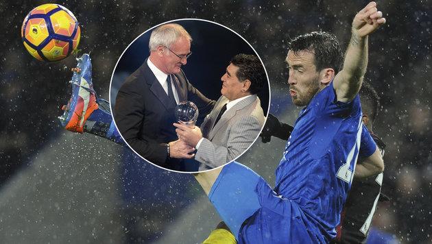 "Christian Fuchs: ""Ranieri verdienter Welttrainer!"" (Bild: AP)"